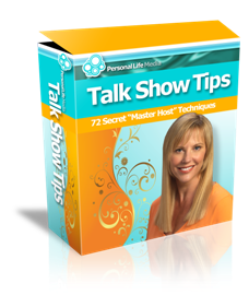 Talk Show Tips