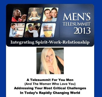 Invitation: Men's Telesummit [Zero Cost!]