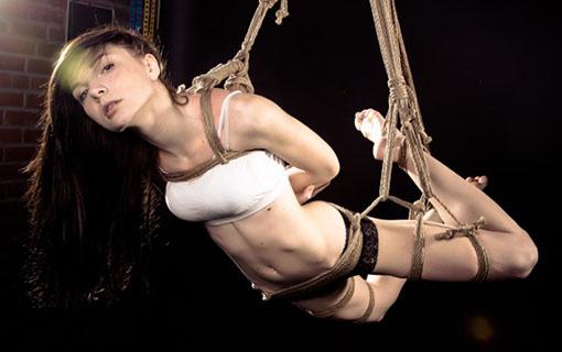 Older women in bondage