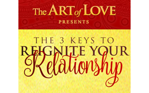 3 Keys To Re-igniting Your Relationship