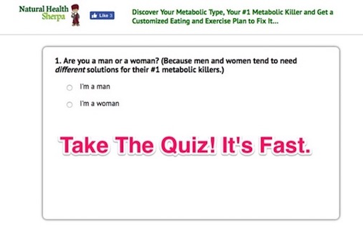 Are You Sabotaging Your Own Metabolism? Take This Quick Survey