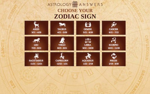 Get Your FREE 2018 Horoscope