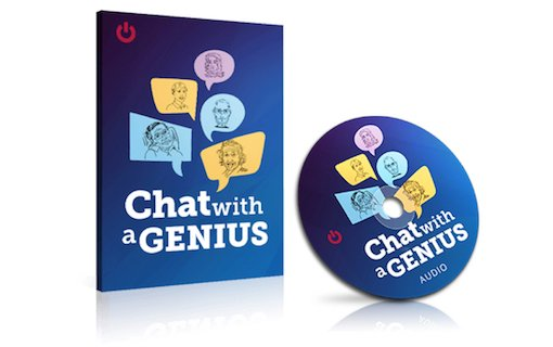 """Chat With A Genius"" Creativity Technique"