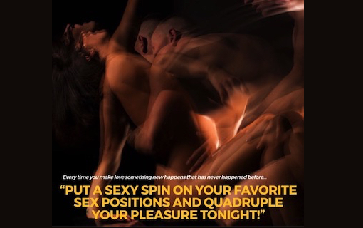 4 NEW Sex Positions To Revive Your Sex Life