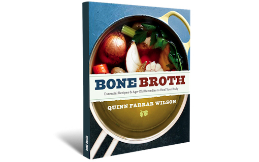 101 Recipes to Make Your Own Gut-Healing Bone Broth in 30 Minutes