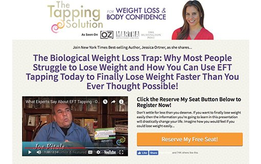 "EFT ""Emotional Freedom Technique"" for Weight Loss"