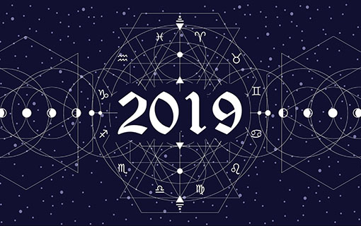 NEW! Complimentary 2019 Astrology Reading