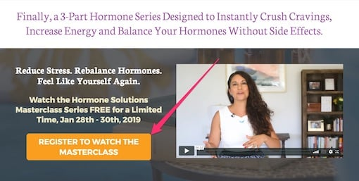 Are Your Hormones Killing You?