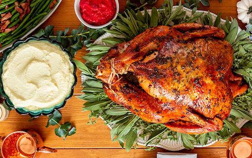Impress at Thanksgiving (FREE Turkey Promo Inside)