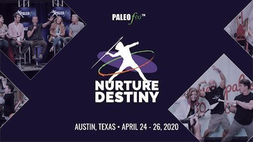 Come See Me Speak Live At The Paleo f(x) 2020 Event