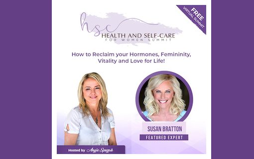 Angie Spuzak's Women's self-care summit