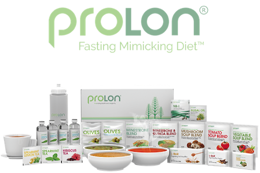 the prolon contents for ProLon fasting mimicking diet