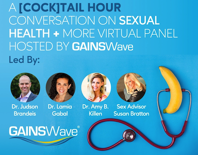 3 TOP GAINSWave Doctors Share Their Secrets To Sexual Vitality