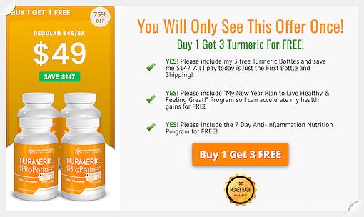 turmeric bioperine supplement