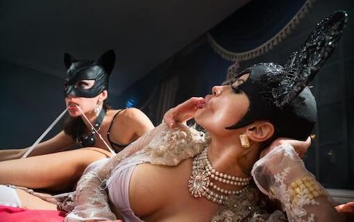 SEXY Halloween Pic! (Tumeric Promo)