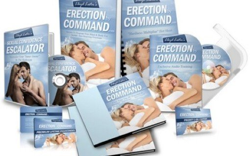 Review: Erection by Command: Get Hard, Stay Hard, Last Longer