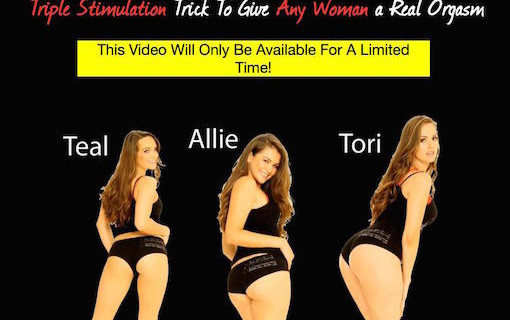 Gabrielle Moore Trigasm: Powerful Sex Technique