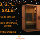 Year-End BLOWOUT Infrared Saunas (End Of Year Blowout)