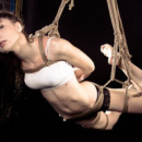 Hot Lovemaking Using Rope Bondage